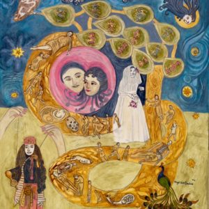 Sabbath Bride and Shaman